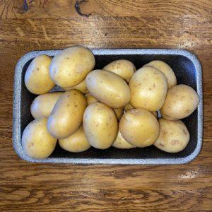 Baby Boil Potatoes