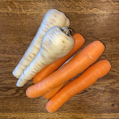 Carrot and Parsnip
