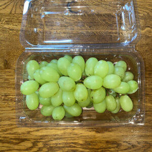 Green Grapes - Punnet