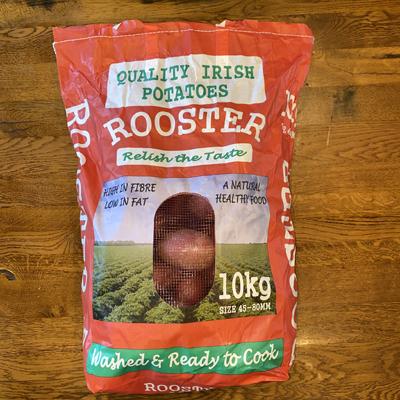 Potato Rooster 10kg