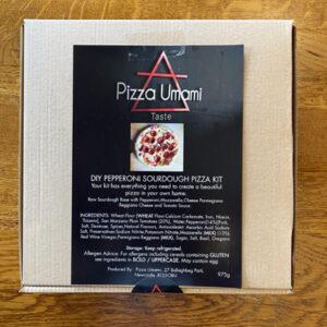 Pepperoni Pizza Kit